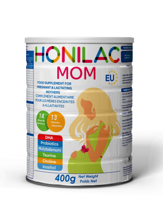 Honilac Mom 400g Litho